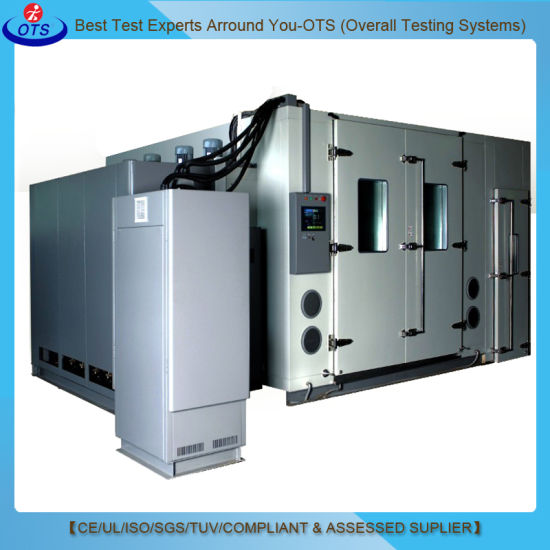 Stability Walk-in Climatic Chamber Assembled Environmental Test Chamber