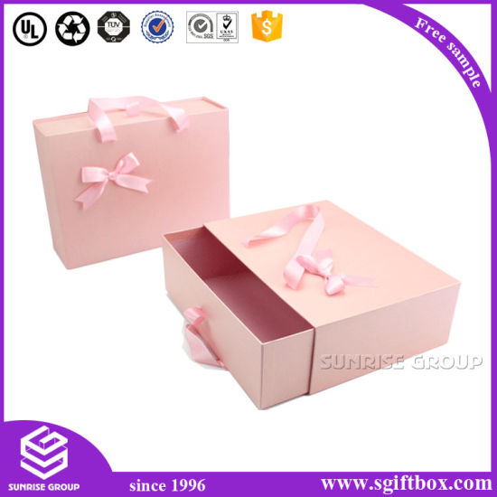 Customized Carton Packaging Paper Box Clothing Packaging pictures & photos