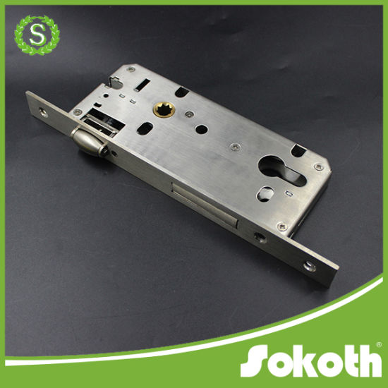 Stainless Steel Door Lock Body (8545) pictures & photos