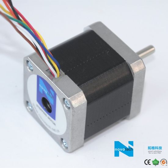 NEMA 17 Stepper Motor with Guaranteed 20000 Hours Working Life pictures & photos