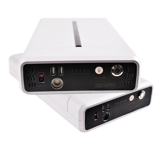 Uninterruptible Power Supply Lithium Battery 12V 42ah Portable 500W Mini UPS pictures & photos