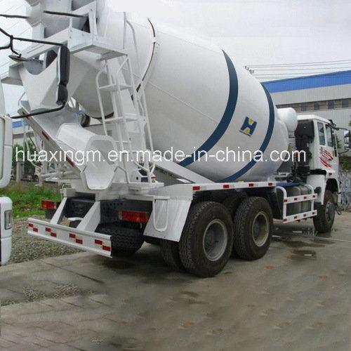 China Best Selling 9 Cbm Concrete Mixer Truck for Concrete