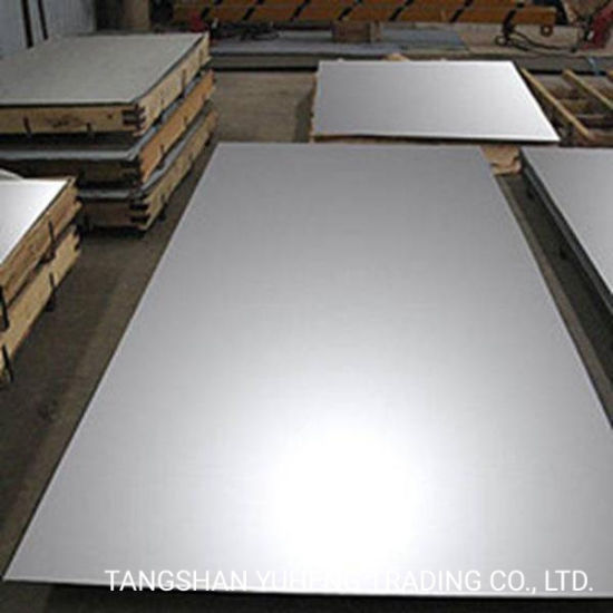 304 304L Stainless Hot Rolled Steel Plate