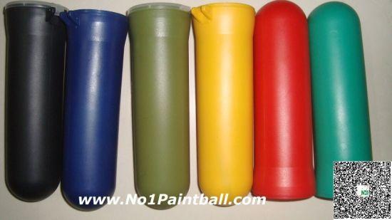 100 Round Paintball Pod 100rd Pod 100rd Paintball Pod