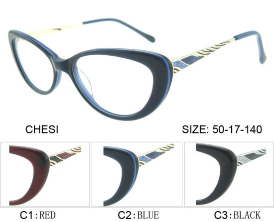 a76fe338e52 2018 Popular Cat Eye Eyeglasses Frames in Wholesale Price pictures   photos