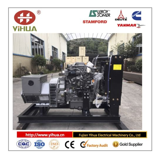 Yanmar CKD sel Generator Set with Engine 3tnv88 on