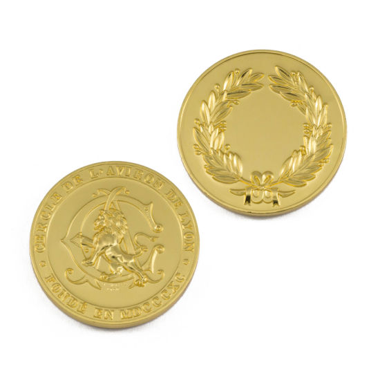 Factory Direct Sale Custom Metal Coin for Souvenir Gift Purse Box Trolley pictures & photos