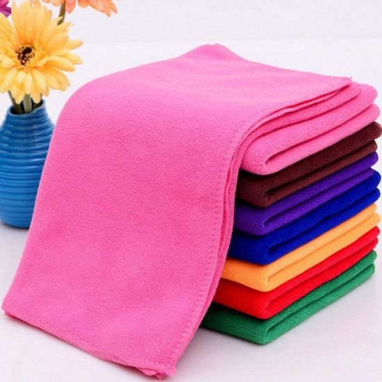 Wholesale Microfiber Cleaning Cloth for Car Cleaning