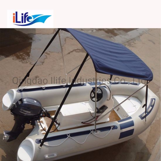 Life (CE) 12.8FT 390cm 6 Persons Row Sale Rigid Hull Inflatable Fishing Boat
