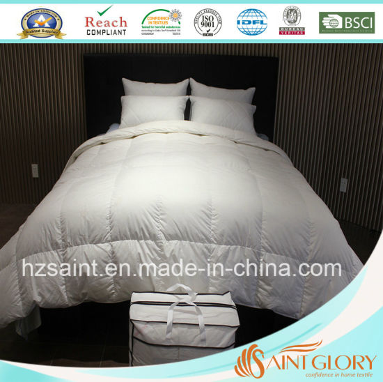 3ce607d03c China Anti-Allergy Down Quilt White Goose Feather and Down Blanket ...
