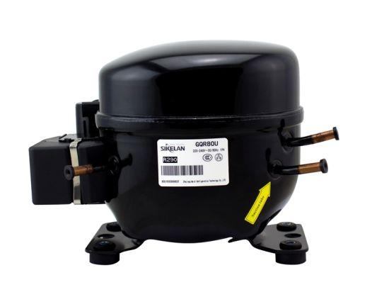 Good Price R290 Commercial Refrigeration Part AC Hermetic Freezer Fridge  Refrigerator Cooler Compressor Gqr80u Lbp 420W