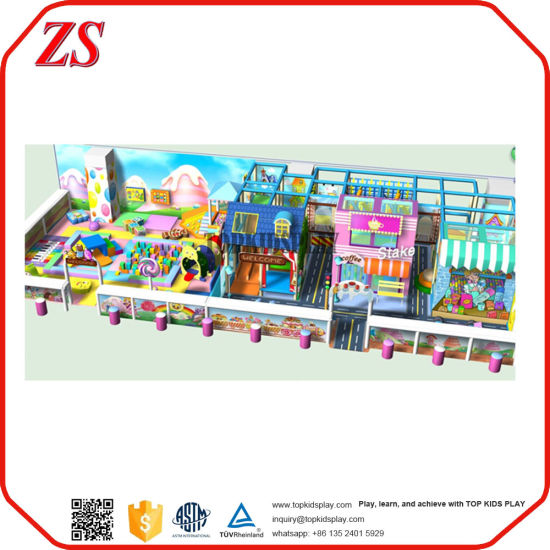 Super Quality Cheap Indoor Playground Equipment for Sale, Kids Indoor Playground Price pictures & photos