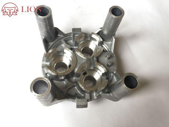 OEM High Pressure Aluminum Die Casting Part for Oil Pump