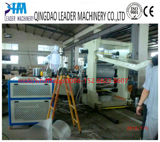 ABS PMMA Sheet/Board Extruder Machine pictures & photos