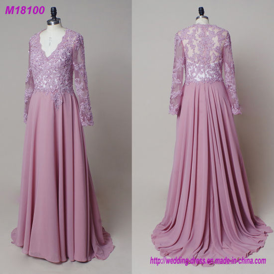Chinese Mother of Bride Dress