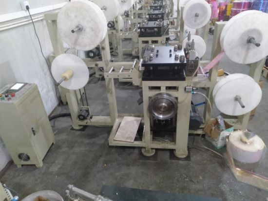 Loose Sequin Punching Making Machine