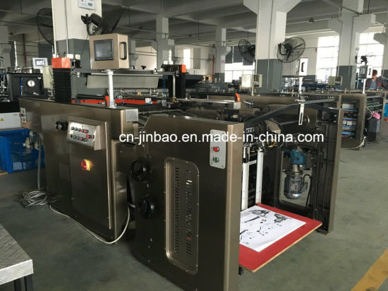 Automatic Spot UV Coating Machine Jb-1020A pictures & photos