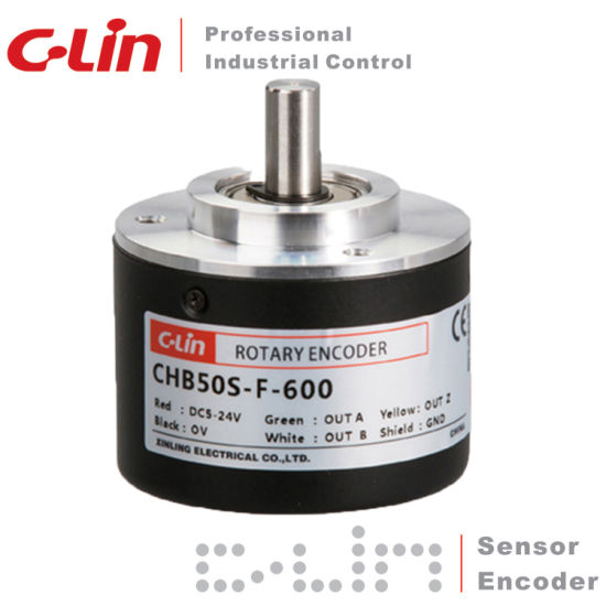 Chb50s Rotary Encoder Working Incremental