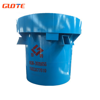 Gsf Granularity Hydraulic Classifier for Mineral Particle Classification