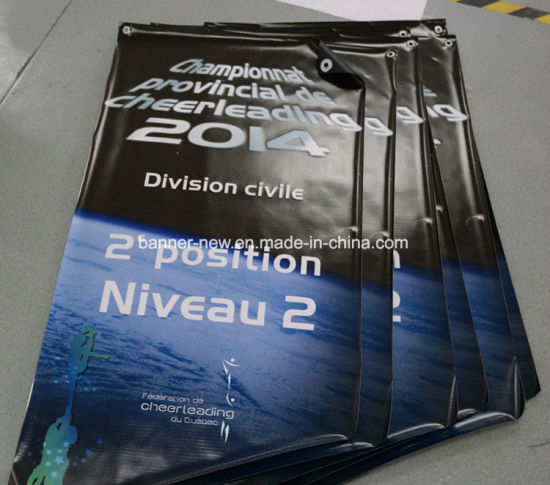 13oz High Resolution Outdoor Advertising Block-out Vinyl Banner (SS-VB110) pictures & photos