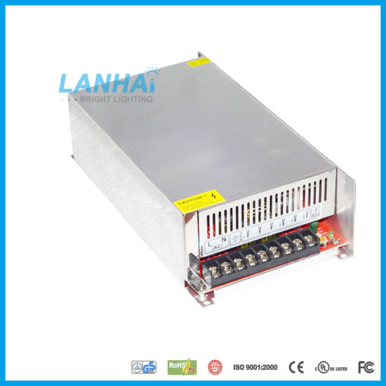 24V 500W LED Driver AC/DC Adaptor Transformer Switching Power Supply pictures & photos