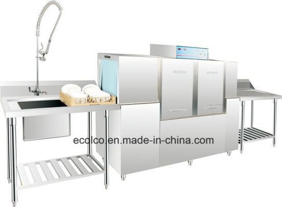China Upright Stainless Steel Dishwasher China Dishwasher - Stainless steel dishwasher table