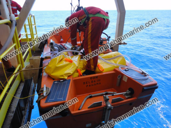 Rescue Boat Load Testing Water Weight Bags