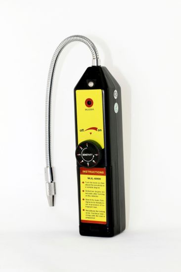 Wjl-6000 Electronic Halogen Refrigerant Gas Leak Detector