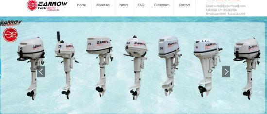 China Used YAMAHA Outboard Motors for Sale (Used Suzuki Engines