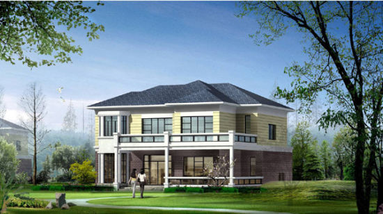 Light Steel Structure Residential Modular House (KXD-SSB1335) pictures & photos