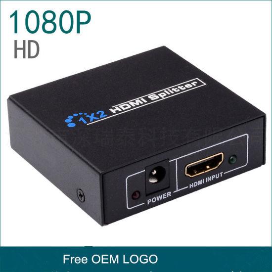 China LED Video Wall Big Screen HDMI Input Port 1X2 HDMI