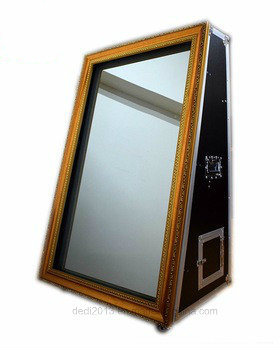 China Great Sale Touch Screen Cheap Selfie Station Portable Magic