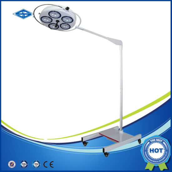 Wall Mounted LED Veterinary Surgical Operating Light (YD02-5W LED) pictures & photos