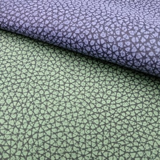 Double Tone Embossed Artificial Synthetic Faux PU Leather for Sofa/Furniture-Etuw101