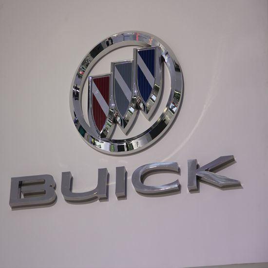 LED Logo Design Superman Car Emblem 3D Car Logo