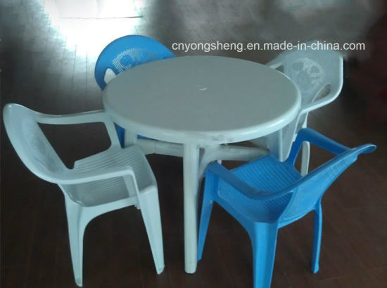 Plastic Dining Table Mould (ys98) pictures & photos