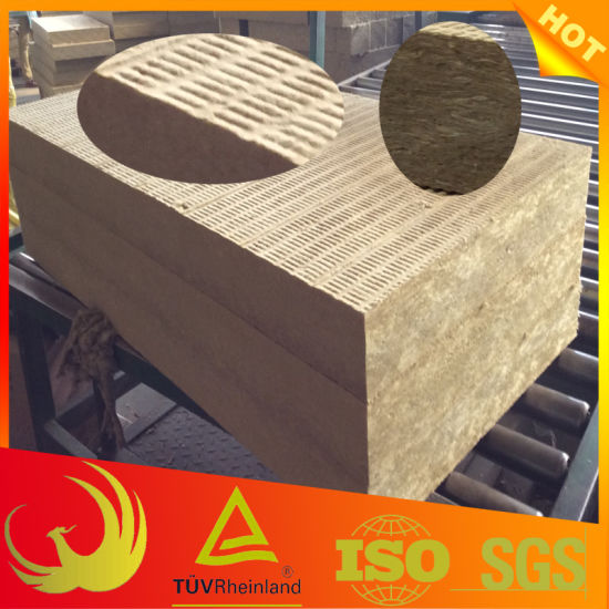 Fireproof External Wall Thermal Insulation Rock Wool (construction) pictures & photos