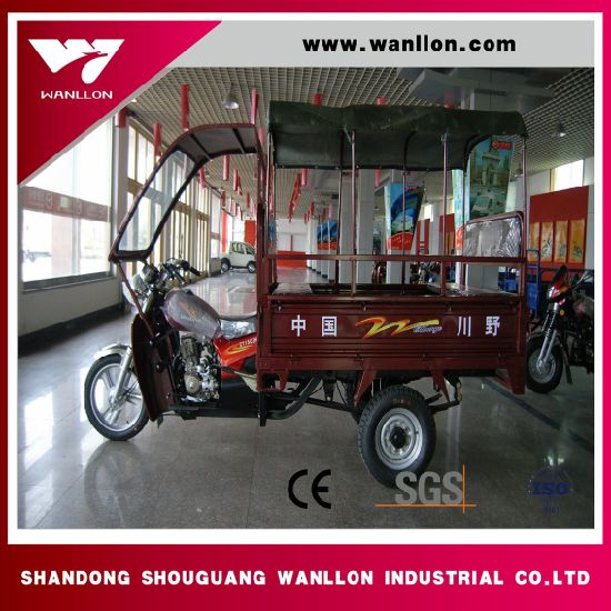 Three Wheel Cargo Lifan Motor Trike for Rental pictures & photos
