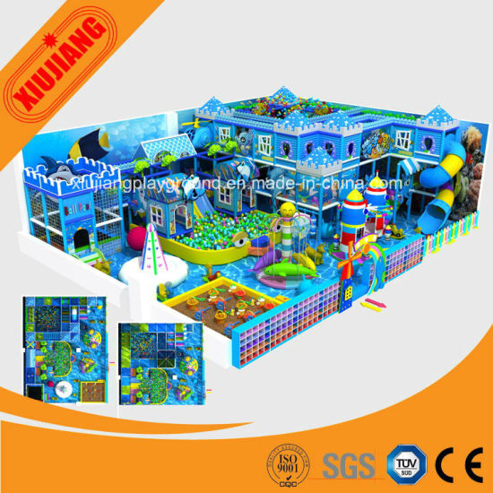 2015 Best Sale Indoor Commercial Playground, Indoor Amusement Park Equipment