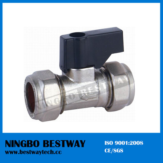 Isolating Mini Ball Valve for Sale (BW-B106) pictures & photos