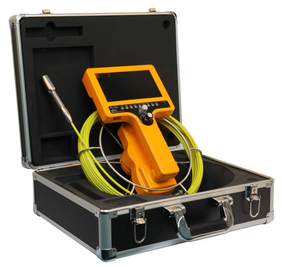 Industrial Pipe Sewer Drain Inspection Camera System with DVR Function pictures & photos