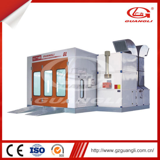 Motor Vehicle Spray Booth for Auto Maintenance (GL3-CE) pictures & photos