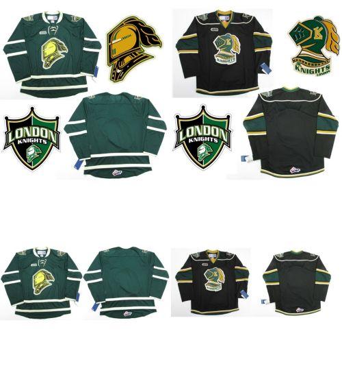 london knights hockey jersey