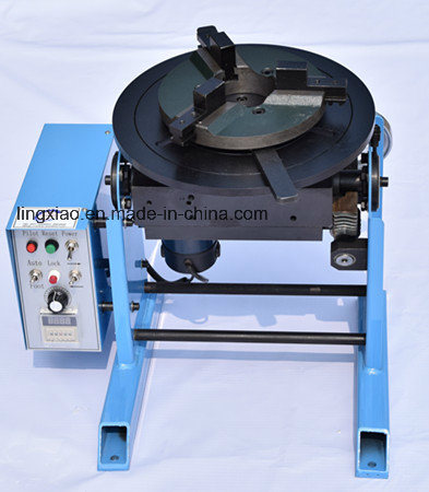 Ce Certified Welding Positioner HD-50 with Chuck for Girth Welding pictures & photos