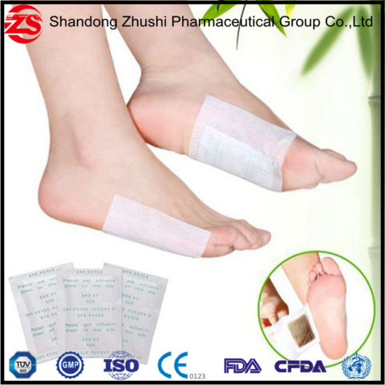 China Customize Foot Detox Patches Improve Sleep Slimming Foot Care Feet Stickers China Foot Patch Foot Pads