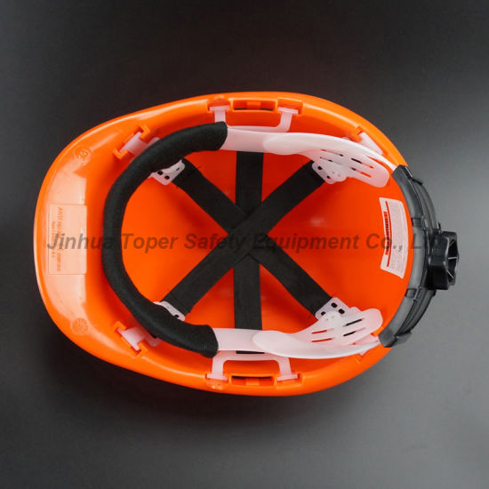 Building Material Safety Helmet Plastic Products HDPE Hat (SH502) pictures & photos