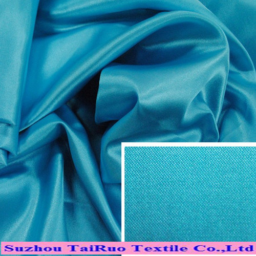 New Style Dying Stretch Satin for Ladies Dress