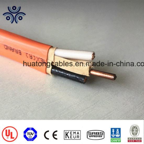 China UL Certificate Copper Conductor Building Wire 600V 12-2 Romex ...