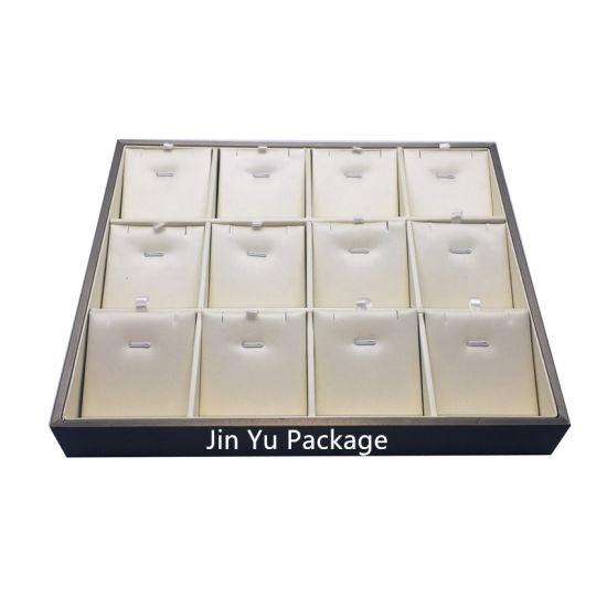 Delicate Luxury Handmade Wooden Jewelry Display Packaging Showcase Wholesales