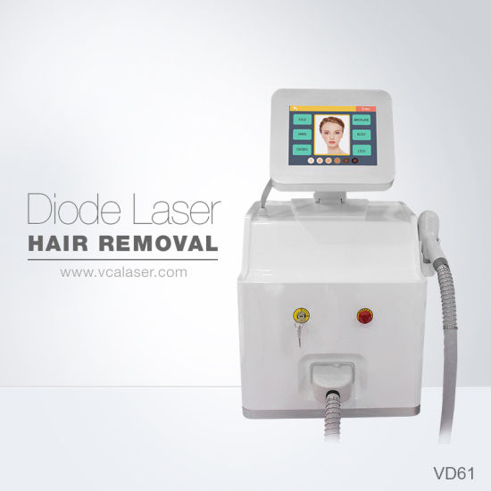 High Power 808 Nm Diode Laser Hair Removal Aesthetics Equipment